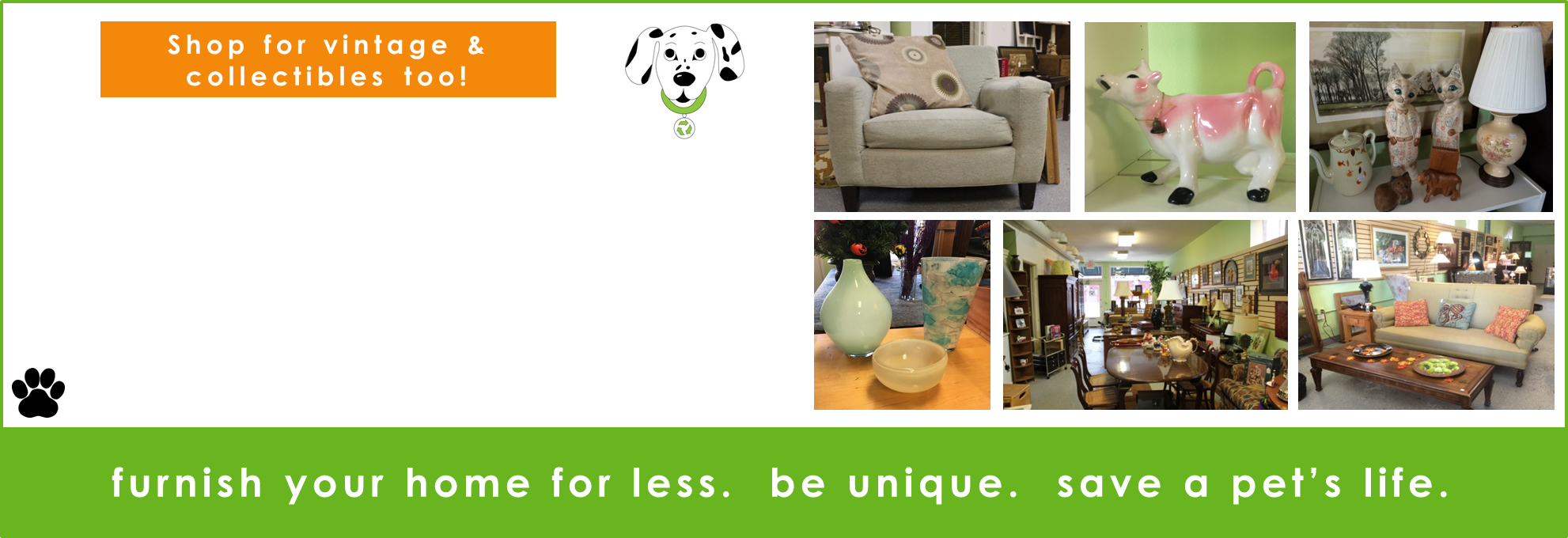Our Furniture, Decor & More store!