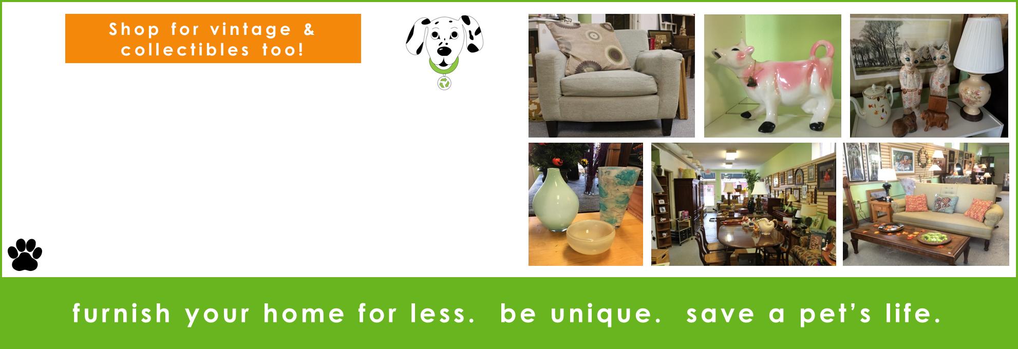 Our Furniture, Decor & More store!