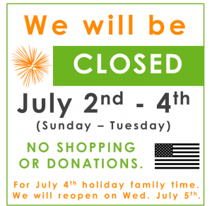 July Closings!