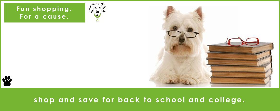 Back to school savings!