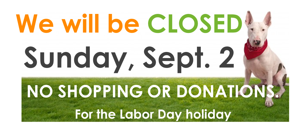 Closed Sunday Labor Day 2018 No Border