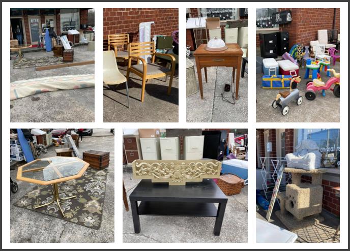 Sidewalk Sales
